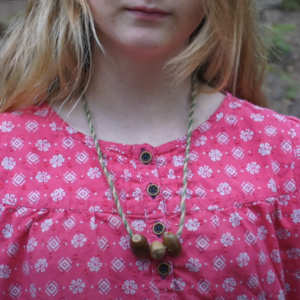Nutty Necklaces